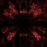 Binary code. Www web http internet binary code background Stock Image