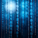 Binary code Royalty Free Stock Image