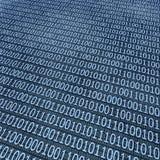 Binary Code Background Royalty Free Stock Image