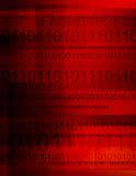 Binary code background Royalty Free Stock Image
