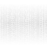 Binary Code Background. Concept Binary Code Numbers. Algorithm Binary, Data Code, Decryption and Encoding royalty free illustration