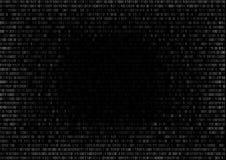Binary Code Background Royalty Free Stock Photos