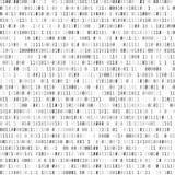 binary code computer Ρεύμα ψηφιακών στοιχείων αφηρημένη μήτρα ανασκόπησης Ασφάλεια Cyber Έννοια χάκερ διάνυσμα Απεικόνιση αποθεμάτων