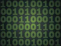 binary code computer Ελεύθερη απεικόνιση δικαιώματος