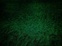 Binary code 3d background. Classic binary code 3d background Stock Photo
