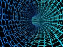 Binary code data digital background Stock Photo