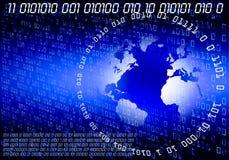 Binary code Royalty Free Stock Image