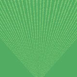 Binary Code Green Background. Stock Photography