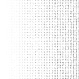 Binary code halftone background. Zero and one abstract symbols. Coding programming concept  illustration Stock Images