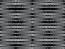 Binary code pattern. Abstract seamless binary code pattern Stock Photo