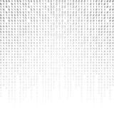 Binary code on a white background. Binary algorithm, encryption, encoding matrix vector illustration