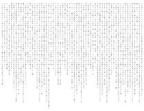 Free Binary Code Zero One Matrix White Background Beautiful Banner Wa Royalty Free Stock Photo - 87650505