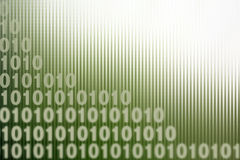Binary codes Stock Photos