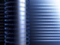 Binary codes Royalty Free Stock Photo