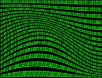 Binary computer language code Royalty Free Stock Photos