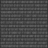 Binary Digital Signal Background Stock Image