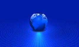 Free Binary Globe Stock Photos - 30197253