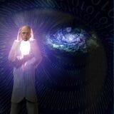 Binary Human Stock Image