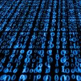 Binary numbers Stock Photos