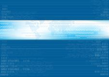 Binary Vector Background Stock Photo