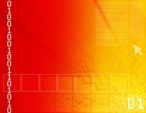 binarydröm stock illustrationer