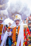 2017 Binche Carnival Royalty Free Stock Images
