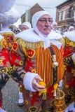 Binchspitzen-Karneval 2017 lizenzfreie stockbilder