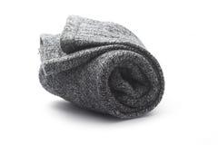 Bind sokken royalty-vrije stock afbeelding