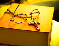binded religia Fotografia Royalty Free