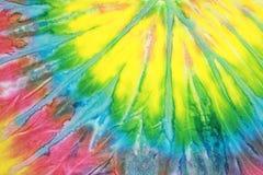 Binden Sie Färbungs-Muster Lizenzfreie Stockfotos