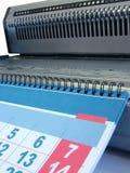 Bindende machines 2 van de draad Stock Afbeelding
