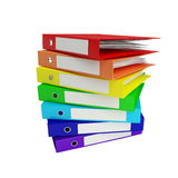 Binder Stock Photography