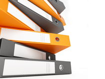 Binder Royalty Free Stock Images
