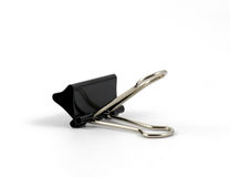Binder Clip Royalty Free Stock Photos