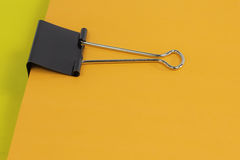 Binder Clip Royalty Free Stock Images