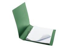 Binder Folder Royalty Free Stock Photos