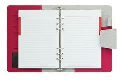 Binder notebook Royalty Free Stock Photos