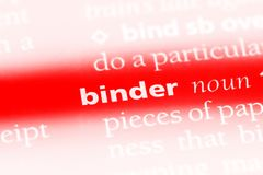 bindery στοκ φωτογραφίες