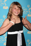 Bindi Irwin. At the Daytime Creative Emmy Awards  at the Westin Bonaventure Hotel in  Los Angeles, CA on August 29, 2009 Royalty Free Stock Photos