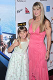 Bindi Irwin, Terri Irwin. Terri Irwin & daughter Bindi Irwin at the G'Day USA Australia.com Black Tie Gala at the Hollywood & Highland Centre, Hollywood, CA Stock Image