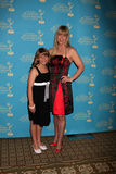 Bindi & Terri Irwin. At the Daytime Creative Emmy Awards  at the Westin Bonaventure Hotel in  Los Angeles, CA on August 29, 2009 Stock Photography