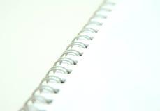 Binding. Book binding Stock Image