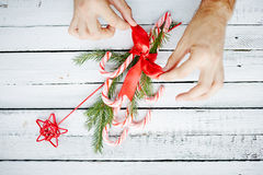 Binding bouquet Stock Photos