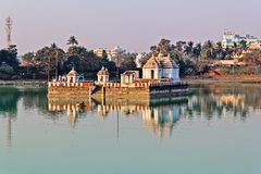 Bindu Sarovar lake Stock Photos