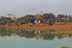 Bindu Sarovar lake Royalty Free Stock Images