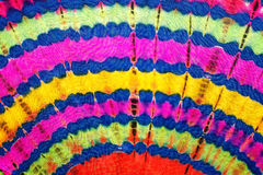 Bindung-Färbungs-Muster Lizenzfreie Stockfotografie