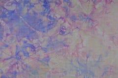 Bindung-Färbungsbatik-Gewebehintergrund Lizenzfreies Stockfoto