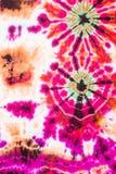 Bindungsfärbungsmuster-Zusammenfassungshintergrund Stockbild