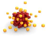 Bing Bang Stock Image