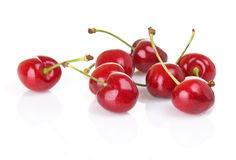 Bing Cherries Stock Photography